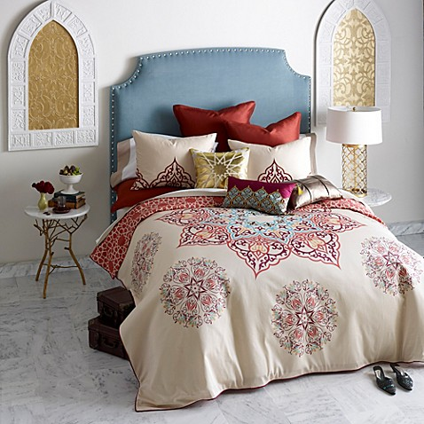 Exceptionnel Blissliving® Home Chanda Reversible Duvet Set