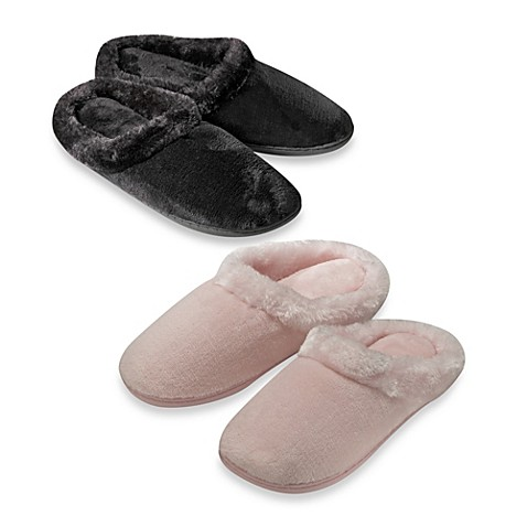 Memory Foam Slippers Bed Bath And Beyond