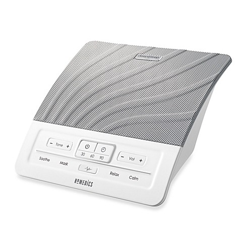HoMedics® Deep Sleep I Bedside/Portable Sound Machine