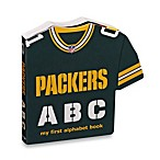 NFL Green Bay Packers ABC Board Book