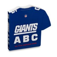 NFL New York Giants ABC Board Book