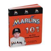MLB Miami Marlins 101 Board Book