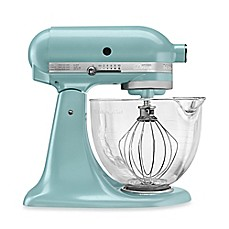 KitchenAid® 5 qt. Artisan® Design Series Stand Mixer with Glass Bowl