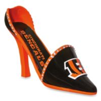 NFL Cincinnati Bengals Team Shoe Wine Bottle Holder