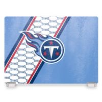 NFL Tennessee Titans Tempered Glass Cutting Board