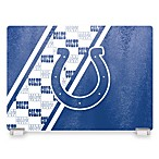 NFL Indianapolis Colts Tempered Glass Cutting Board