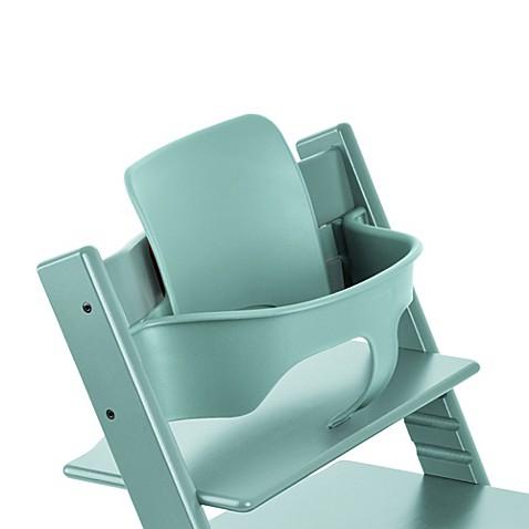 stokke tripp trapp baby set in aqua blue tripp trapp baby set is made. Black Bedroom Furniture Sets. Home Design Ideas
