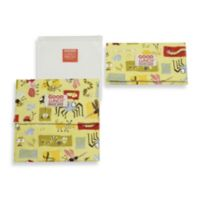 Sugarbooger® by o.r.e Good Lunch Set of 3 Snack Sack in Icky Bugs