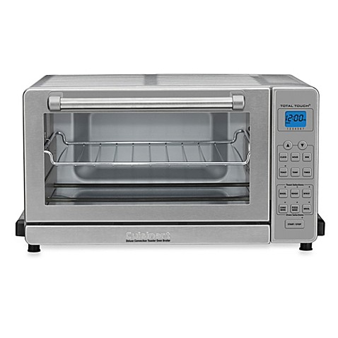 Cuisinart 174 Deluxe Convection Toaster Oven Broiler Bed