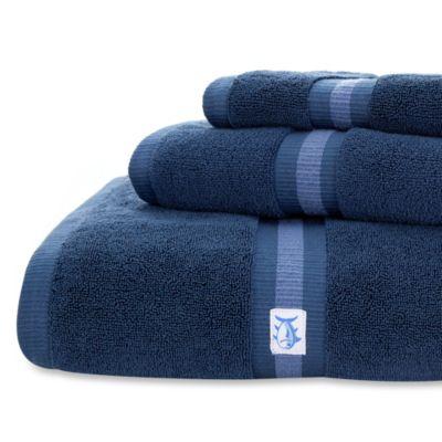 Southern Tide Skipjack Bath Towel In Nautical Blue