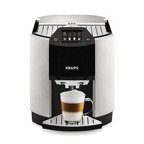 krups espresso machine bed bath and beyond
