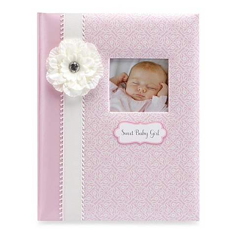 Loose Leaf Baby Memory Books