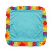 One Grace Place Terrific Tie Dye Binky Blanket