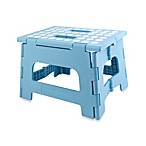 Kikklerland® Rhino II Folding Stool in Blue