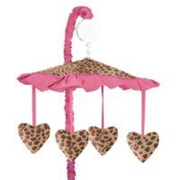 Sweet Jojo Designs Cheetah Girl Musical Mobile