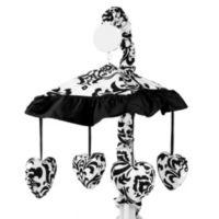 Sweet Jojo Designs Isabella Musical Mobile in Black/White