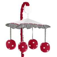 Sweet Jojo Designs Ladybug Musical Mobile