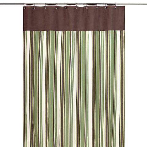 Sweet jojo designs ethan shower curtain curtain for Sweet jojo designs bathroom