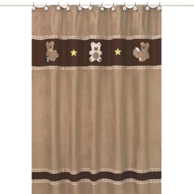 Buy Bear Shower Curtains From Bed Bath Beyond