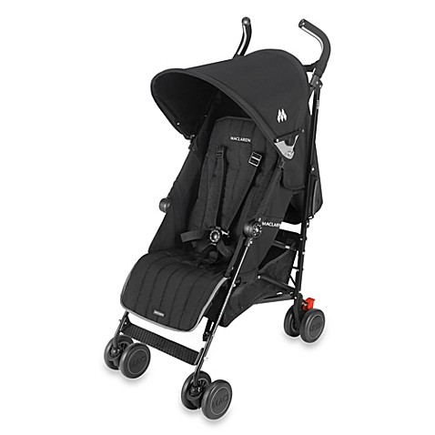 lightweight strollers maclaren quest stroller in black from buy buy baby. Black Bedroom Furniture Sets. Home Design Ideas