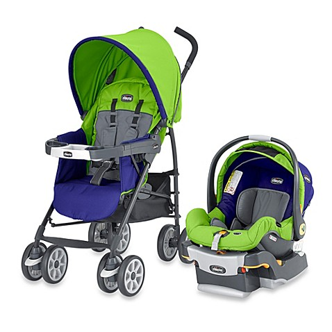 Buy Chicco 174 Neuvo Travel System In Tropic From Bed Bath