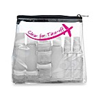 MIAMICA® Clear for Take Off Clear Security Bag Kit