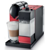 De'Longhi Lattissima Plus EN520R Pump Automatic Espresso/Latte/Cappuccino Machine in Red