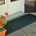 Weather Guard™  Boxwood 22-Inch x 60-Inch Door Mat in Evergreen