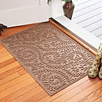 Weather Guard™ Boxwood 30-Inch x 45-Inch Door Mat in Medium Brown