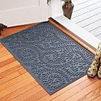 Weather Guard™ Boxwood 30-Inch x 45-Inch Door Mat in Bluestone