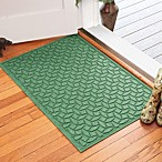 Weather Guard™ Ellipse 30-Inch x 45-Inch Door Mat in Light Green