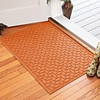 Weather Guard™ Ellipse 30-Inch x 45-Inch Door Mat in Orange