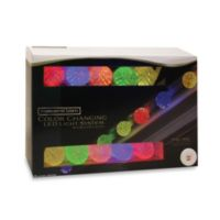 Brite Star LED Globe Light Show (Set of 10)