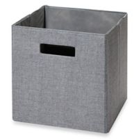 Real Simple® Fabric Drawer in Charcoal