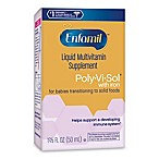 Enfamil™ Poly-vi-sol® 50 ml Multivitamin Drops with Iron