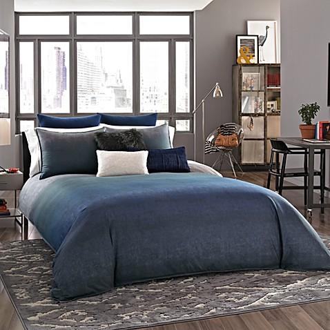 Kenneth Cole Reaction Home Haze Duvet Cover Bed Bath