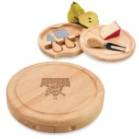 Picnic Time® MLB Pittsburgh Pirates Brie Cheese Board Set
