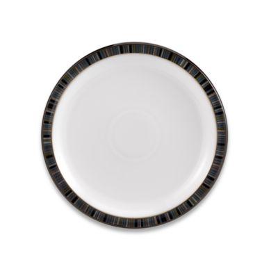 Denby Jet Stripes Dinner Plate  sc 1 st  Bed Bath u0026 Beyond & Buy Black Dinner Plates from Bed Bath u0026 Beyond