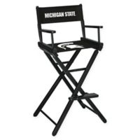 Michigan State University Bar Height Director's Chair
