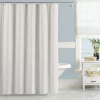 Lamont Home™ Nepal 144-Inch x 72-Inch Shower Curtain in White
