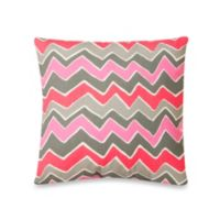 Glenna Jean Addison Zig Zag Stripe Pillow
