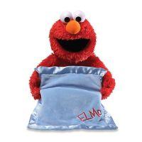 Gund Peek-A-Boo Elmo Red