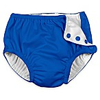 i play.® Ultimate Swim Size 12M Diaper in Royal Blue Solid