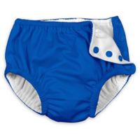 i play.® Ultimate Swim Diaper in Royal Blue Solid
