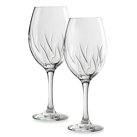 Amici Aerating Wine Glass