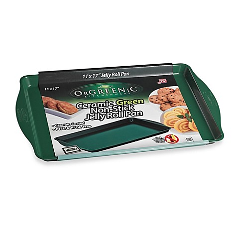 Orgreenic™ Jelly Roll Pan