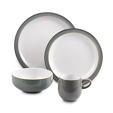 Denby Jet Grey Dinnerware Bed Bath Amp Beyond