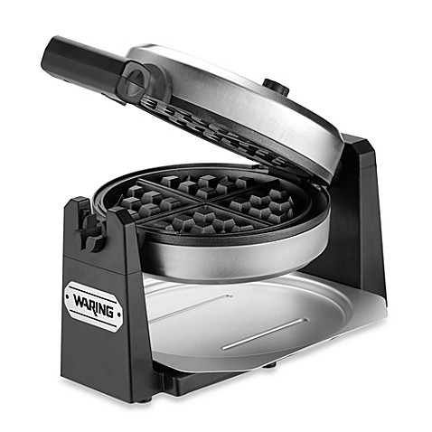 Waring® Rotating Style Belgian Waffle Maker