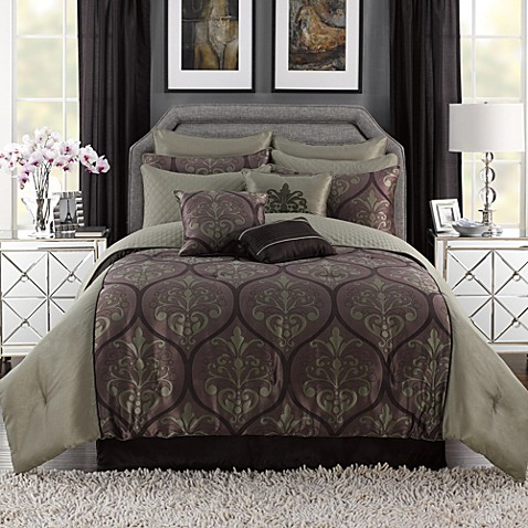buy cordova 12 piece comforter set from bed bath beyond