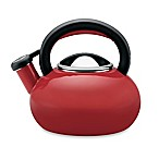 Circulon® Sunrise 1.5-Quart Teakettle in Red